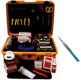 FOFS Fusion Splicing Tool Kit with with Pocket Visual Fault Locator & LYNX Fiber Cleaver