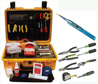 Basic Tool Kit with PVFL(F1-9000) and Greenlee Tools