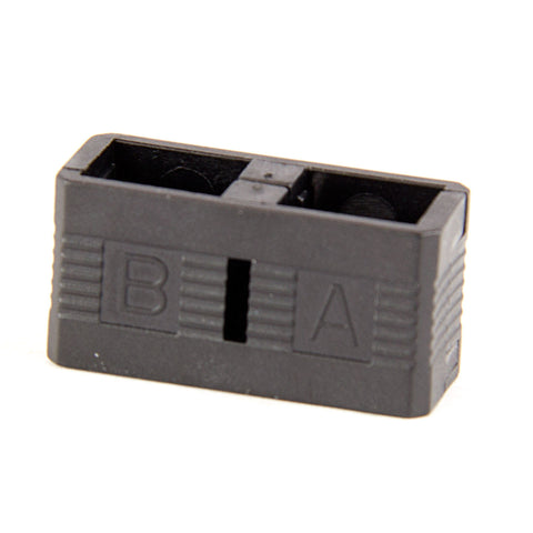 SC Duplex Clip, Black Color for Multimode SC Connectors