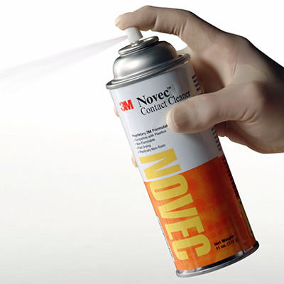 3M Novec Contact Cleaner 11oz Aerosol Can