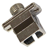 SC-FC (female-female) Adapter, Metal Housing
