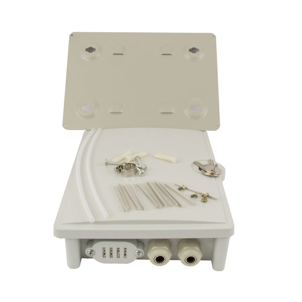 Nid Termination Box For 12 Sc Or Up To 24 Lc Connections