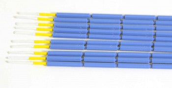 NTT-AT 1.25mm Stick Cleaner for LC, MU Mating Sleeves and Bulkheads - 5 per Pack