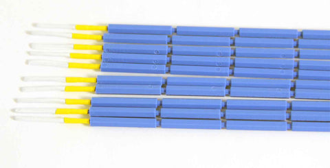 NTT-AT 1.25mm Stick Cleaner for LC, MU Mating Sleeves and Bulkheads - 10 per Pack