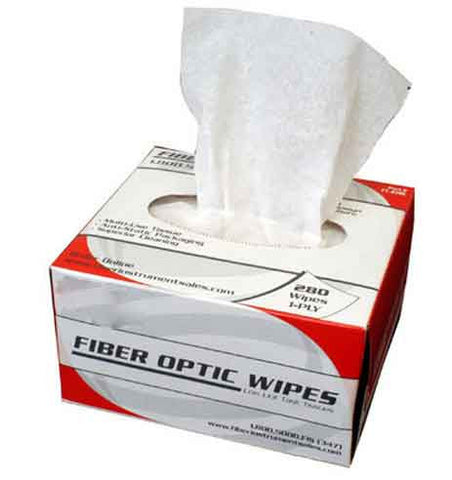 Case of Low Lint Tissues (60 Boxes)