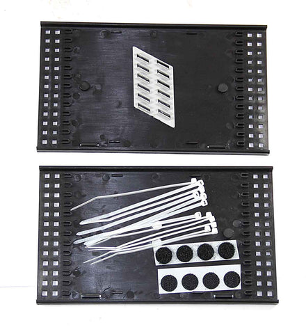 FOFS Injection Molded Splice Tray (12 single fusion)