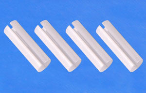 Zirconia Split Sleeve for 2.5mm Ferrules for Single Mode & Multimode Applications. 25 pc/pack