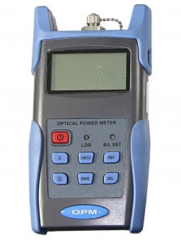 Hand Held Power Meter  (-70 to +10 dBm) - No USB