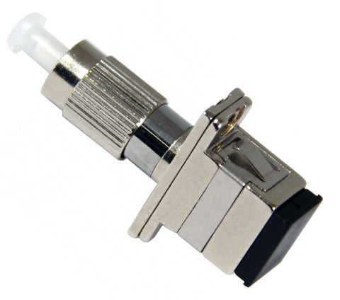 FC-SC (male-female) Hybrid Adapter, 9/125µm Single Mode