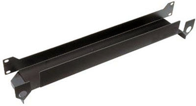 "Rack Mount Cable Tray, 1"" (1 Space)"