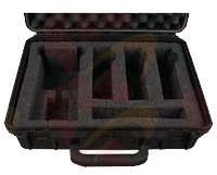 Hard Transit Case for OVP and OVX Series OTDRs