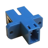 SC-LC (Female to Female) Adapter, Polymer Housing, Zirconia Sleeve