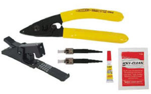 Bobtail Mini ST Multimode Kit with Stripper, Cleaver, Adhesive & (2) ST Bobtails