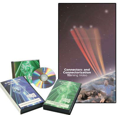 Connectors & Connectorization on DVD