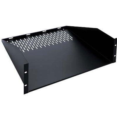 "Vented Rackshelf - 5"" Vented Shelf (60 lbs. @ 17""D)"