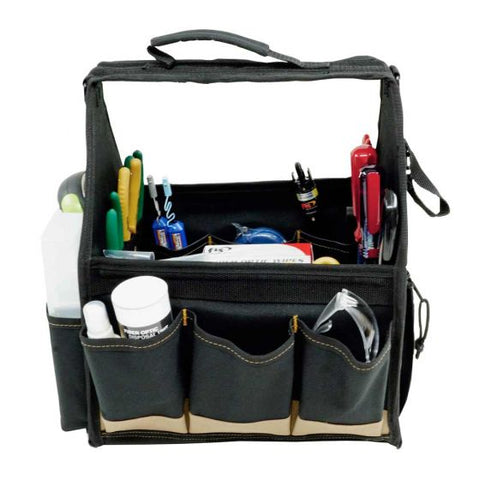 FOSCO Handheld OSP Tool Bag with the Miller Flat Drop Slitter