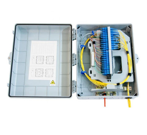 OSP Enclosure Up To 96 Fiber W/Splicing/Cable Management