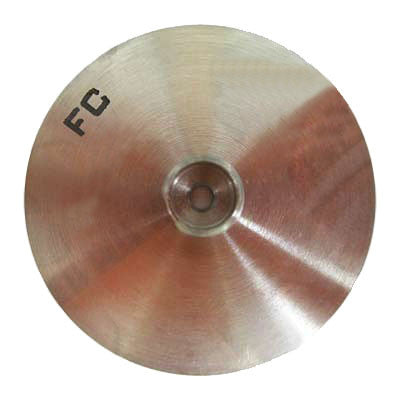FC Connector Hand Polish Puck - Stainless Steel