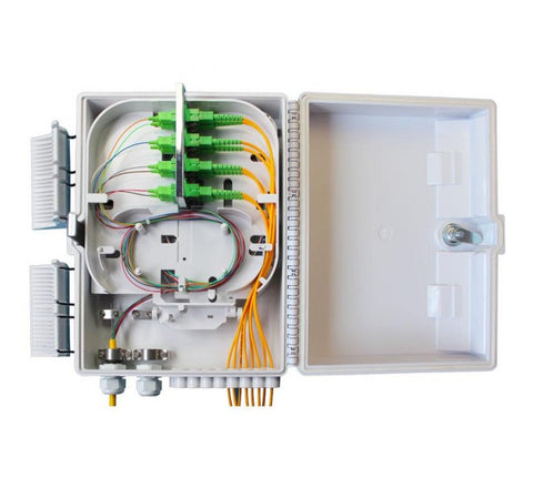 OSP Enclosure Up To 32 Fiber W/Splicing/Cable Management