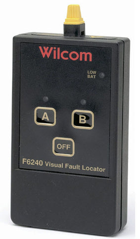 Wilcom MTRJ Visual Fault Locator for Multimode Application