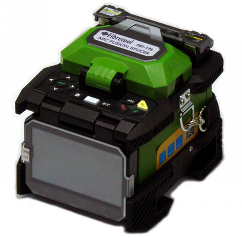 FBT-19S Core-Alignment Optical Fiber Arc Fusion Splicer