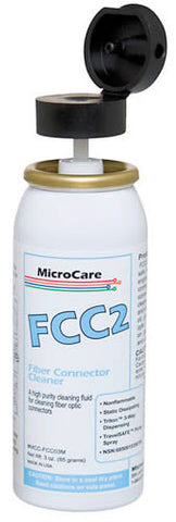 MicroCare FCC03M  Fiber Connector Cleaner (3oz.)