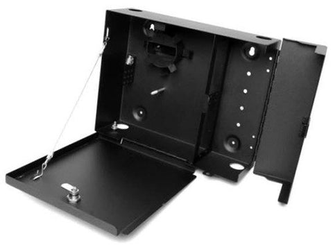 Multilink 24 Port Patch/Splice Wall Mount Housing (Holds 4 Adapter Plates, 2 Splice Trays 1120-SSTA