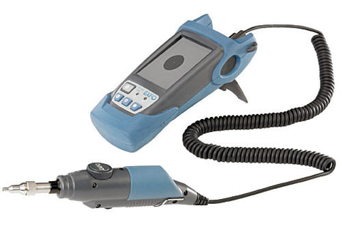 EXFO Video Inspection Probe 200/400X w/handheld display w/FC, SC, and universal 2.5mm tip, power sup