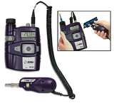 JDSU 200/400X Video Probe, Display w/ Power Meter & Patch Cord Scope Kit