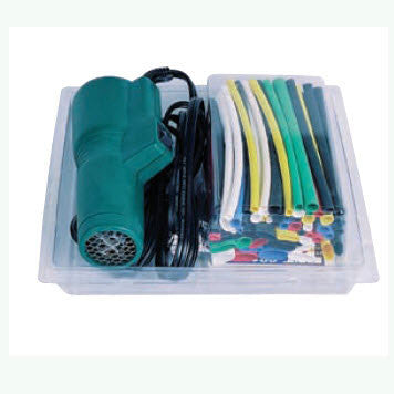 Portable Heat Gun Kit w/ variety pack (110V Only)