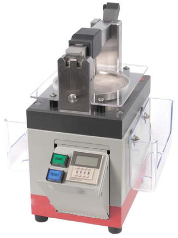 "Field Polishing Machine uses 4"" Polishing Film"