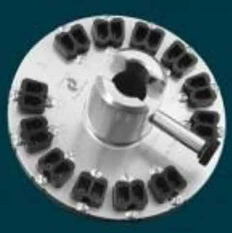 LC Duplex 12-port Polish Fixture