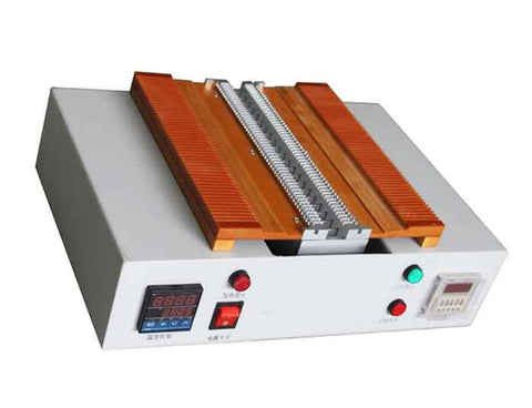 Horizontal Curing Oven
