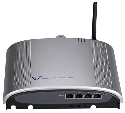 Managed fiber gateway with four 10/100Base-TX ports, BiDi single strand uplink, WiFi 11g AP and embe