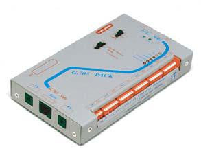 Fractional T1 (DS1) to V.35 / RS-449 / X.21 or RS-530 access unit