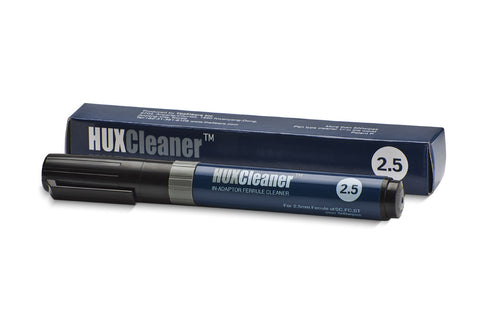 HUXCleaner 2.5mm In-Adapter Ferrule Cleaner