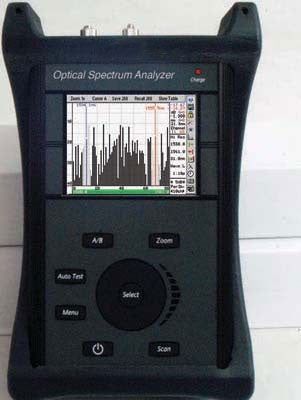 CWDM Optical Channel Analyzer
