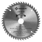 Blade, Circ Saw - 5-3/8 in. Thin Wood