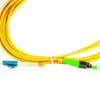 LC/UPC to SC/APC 3m SingleMode Patche cable - FOSCO (Fiber Optics For Sale Co.) - 2
