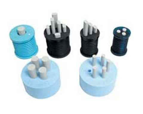 Splice block kit for ribbon - 5/kit