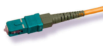 SC 50µm 10GIG Multimode, 3mm Jacket, LYNX 2 Splice-On-Connector