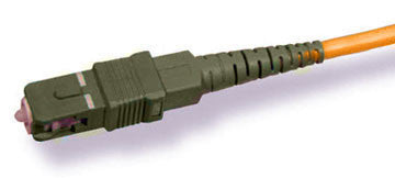 SC 62.5µm Multimode, 3mm Jacket, LYNX 2 Splice-On-Connector