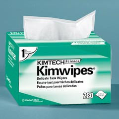 Kimwipes Lint-Free Wipers - 60 Boxes/Case