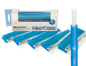 MicroCare Connector Cleaning Stick - 2.5mm Clamshell pack of 50