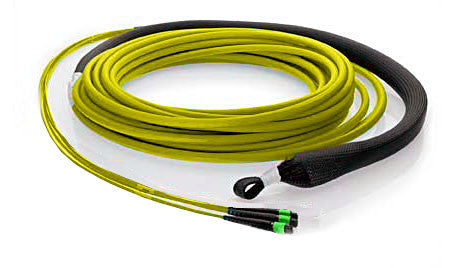 36 fiber, 9µm OS1 Single Mode, (3x) MTP/male - (3x) MTP/male, Plenum - MTP Backbone Trunk Cable