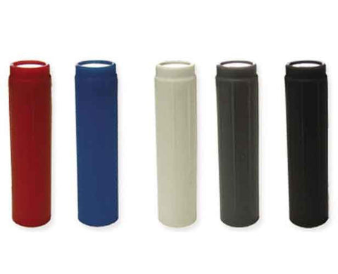 "Magnamole Replacement Magnets - Includes 3 magnetic caps of each color: (Red) .169"" to .205"", (Blue)"