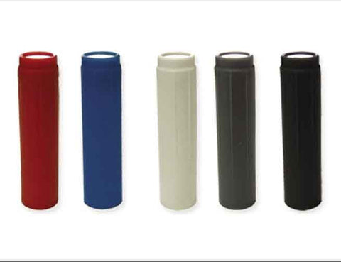 "Magnamole Replacement Magnets - Includes 2 magnetic caps of each color: (White) .145"" to .169"",Gray"