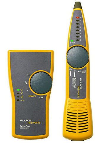 Fluke IntelliTone Pro200 Lan Toner and Probe kit