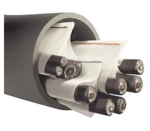 MaxCell Inflatable Termination Bag, for 5in Conduits
