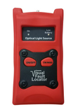 Visual Fault Locator with LC Adapter (Single Mode & Multimode)